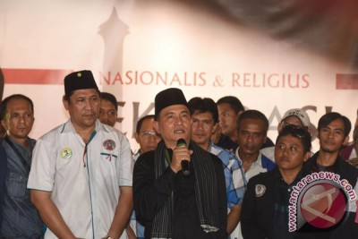 Deklarasi Yusril Cagub DKI Jakarta