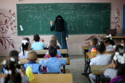 Israel larang buku sekolah Palestina masuk Gaza