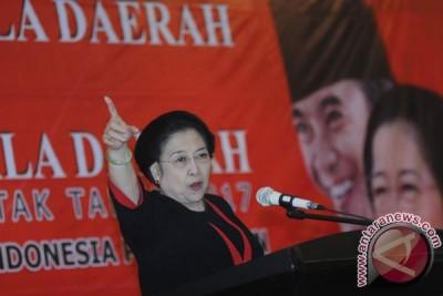 """Megawati """"turun gunung"""" di Pilkada 2017"""
