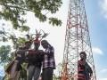 Jaringan Telekomunikasi di Perbatasan