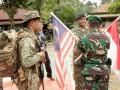 Patroli Patok Bersama Indonesia - Malaysia