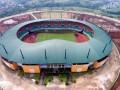 Stadion Pakansari Jelang PON Jabar