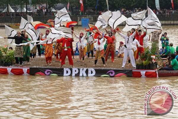 Festival Cisadane 2017 Dilengkapi Panggung Terapung