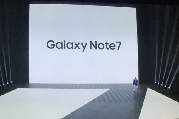 Samsung Ungkap Penyebab Note 7 Meledak