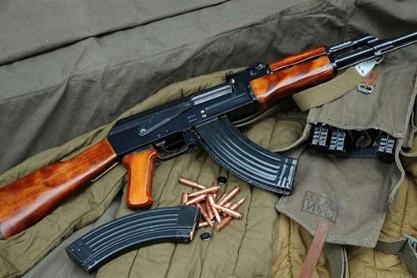 Lawan terorisme, Rusia siapkan 5.000 senapan AK-47s untuk Filipina