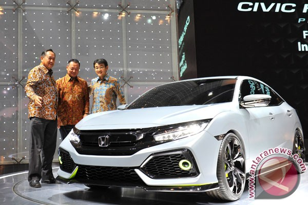 Hingga April, Honda Civic kuasai 75 persen pasar medium sedan