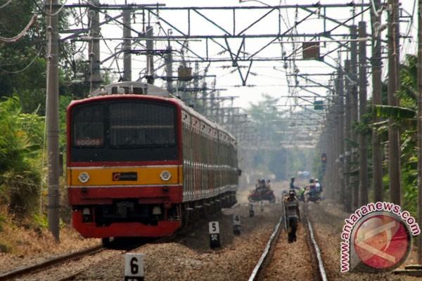 Perjalanan KRL lintas Jakarta Kota - Manggarai kembali normal