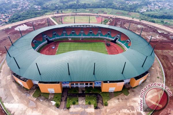 20160831antarafoto stadion pakansari 310816 aw 1 - Stadion Yg Dipakai Asian Games 2018
