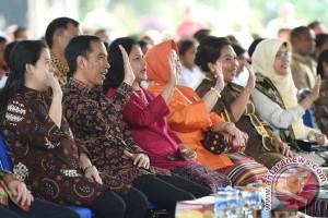 Presiden Jokowi menuju Jakarta setelah kunjungi NTT-NTB