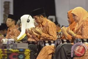 Presiden Jokowi Buka MTQ Nasional Ke 26