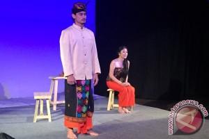 """Ketika novel """"Sukreni Gadis Bali"""" dipentaskan"""