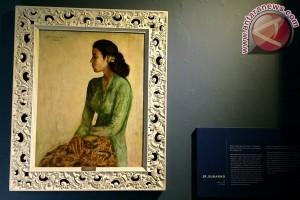 Hut RI ke-71, 28 lukisan Istana Negara dipamerkan di Galeri Nasional (video)