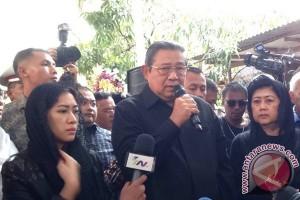 Firasat SBY saat menonton penampilan terakhir Mike Mohede