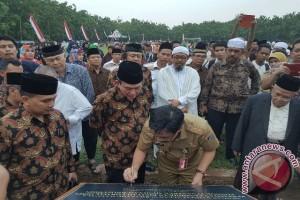 Wagub DKI resmikan pendidikan formal Minhaajurrosyiddin