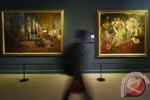 Lukisan Basoeki Abdullah paling banyak dikoleksi Soekarno
