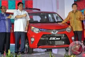 Peluncuran Toyota Calya Dan Daihatsu Sigra