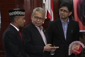 Gubernur Aceh Dan DPRA Mou Dengan KPK