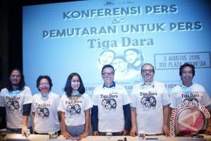 """Putra musisi Saiful Bahri komentari aransemen ulang lagu """"Tiga Dara"""""""