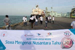 Siswa terbaik Lampung siap berpetualang di Papua dalam SMN 2016