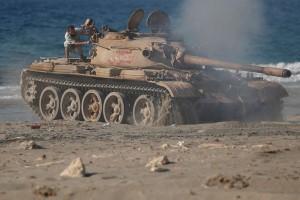 Tentara Libya bebaskan 14 warga dari ISIS di Sirte