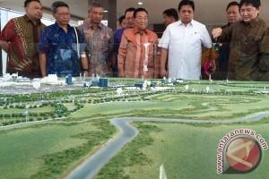 Tiga kawasan industri prioritas mulai beroperasi