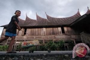73 rumah gadang di Solok layak jadi cagar budaya