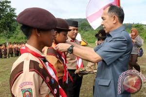 Pramuka Maluku Ke Jamnas