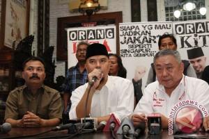 Deklarasi Dukungan Cagub DKI Jakarta
