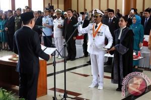 Pelantikan Penjabat Walikota Ambon