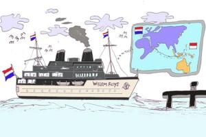 Antara doeloe : Mahaguru, tabib2 dan guru2 Eropah ke Indonesia