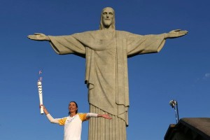 OLIMPIADE 2016 - Peringkat sementara perolehan medali