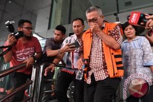 Guntur Manurung Ditahan KPK