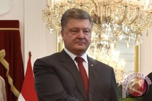 Presiden Ukraina siap berlakukan darurat militer jika krisis memburuk
