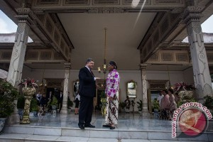 Kunjungan Presiden Ukraina Ke Yogyakarta