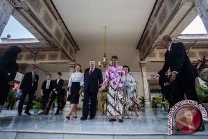 Presiden Ukraina kunjungi Sultan HB X
