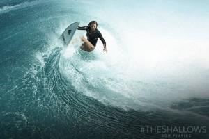 The Shallows, pertarungan Blake Lively dengan hiu di laut dangkal