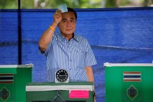 Rakyat Thailand berikan suara pertama kali sejak kudeta 2014