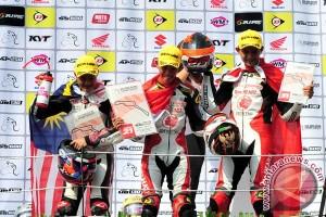 Pembalap Indonesia Juara Di ARRC 2016