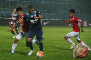 Arema Versus Bali United
