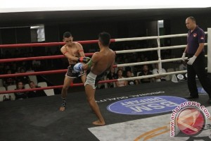 """Seri Muay Thai """"Road To Victory """" rangkul para petarung lokal"""
