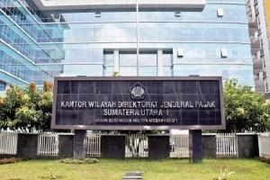 80 wajib pajak Sumut ikut amnesti pajak