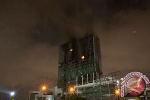 Dua tewas dalam kebakaran di Kelapa Gading