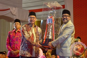 Banten Juara Umum MTQN 2016