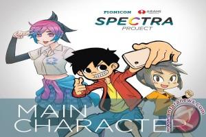 Faza Meonk berkolaborasi dengan studio anime Jepang