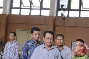 Lanjutan Sidang Mantan Ketua Fraksi DPRD Muba