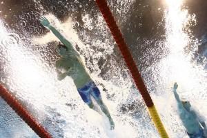 OLIMPIADE 2016 - Phelps catat halaman baru di Olimpiade