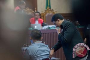 Ahli digital forensik tunjukkan gerakan mencurigakan Jessica dari CCTV