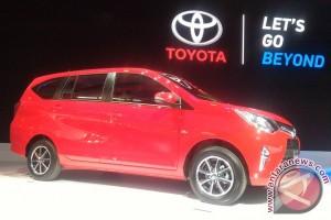 Pemesanan Toyota Calya tembus 8.000 unit