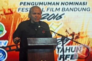Pengumuman Nominasi Festival Film Bandung