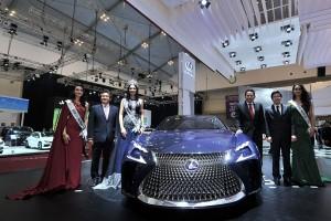 Lexus terima 120 pemesanan dalam 6 hari pameran Gaikindo